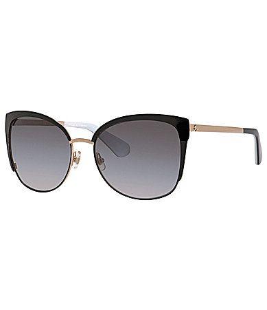 kate spade new york Genice CatEye Sunglasses #Dillards