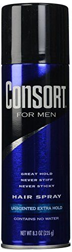 Consort for Men Hair Spray, Unscented Extra Hold, 8.3-Ounce Can(Pack of 36) *** Be sure to check out this awesome product.