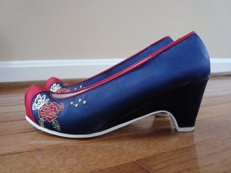 South Korean Hanbok Shoes