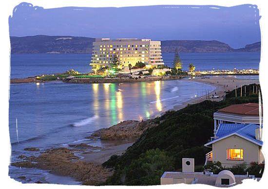 Beacon Isle resort hotel at Plettenberg Bay - South Africa. #PlettenbergBay #Plett