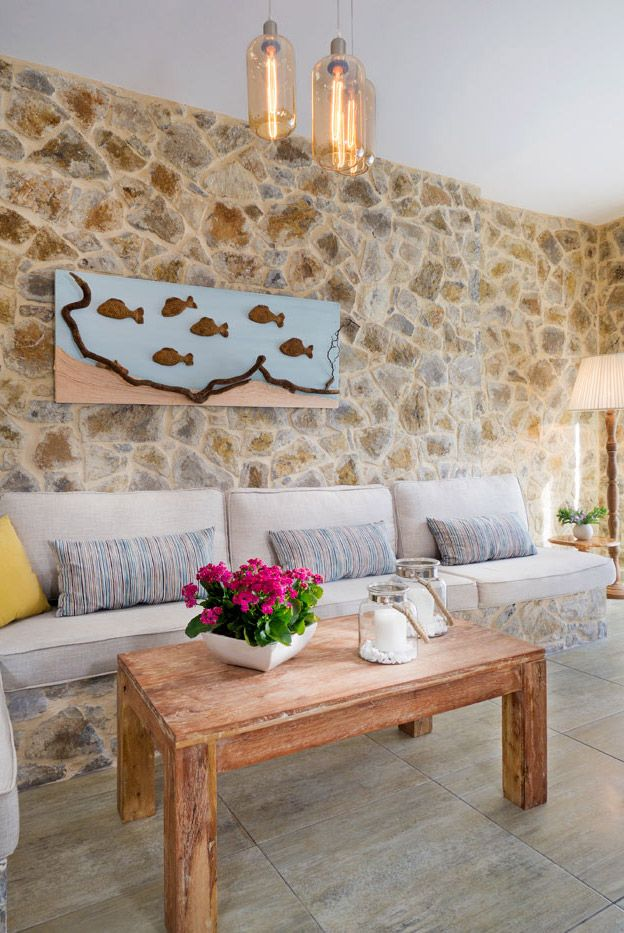 Villa Ariti in Litsarda, Chania #crete #TheHotelgr #travel