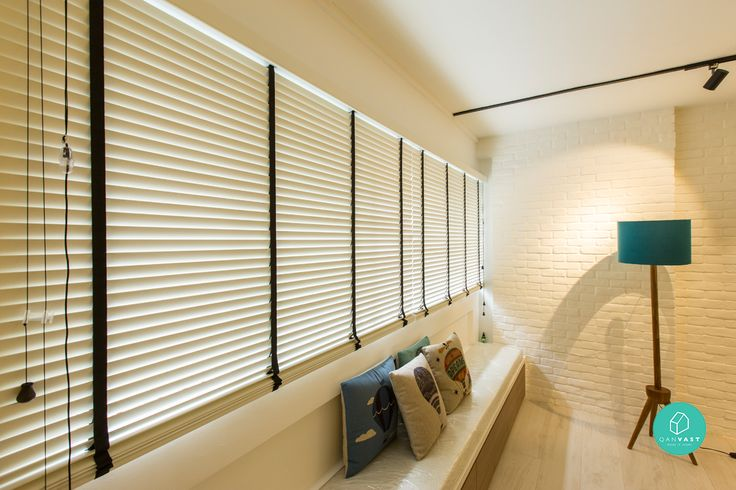 Venetian Blinds - Scandinavian Home