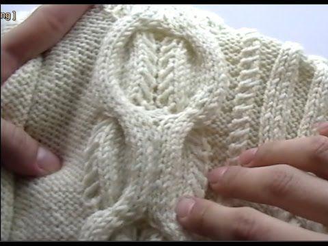 Aran knitting (Араны ) часть 1