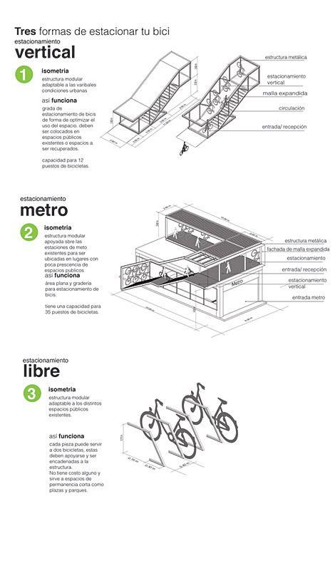 Winning Entry of Bike Path Design Contest in Caracas, Venezuela