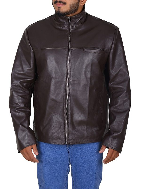 Shop high quality mens leather jackets, coats, and vest at getmyleather.com new arrival jackets with free delivery USA, UK, Canada & Australia.