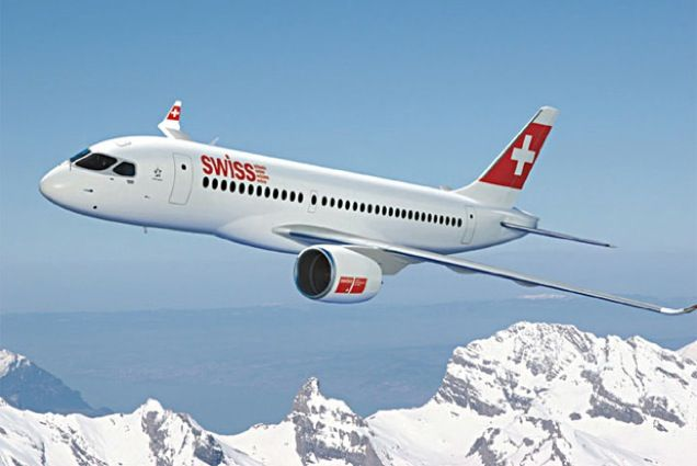 SWISS carries more passengers than ever in 2017 with fewer flights