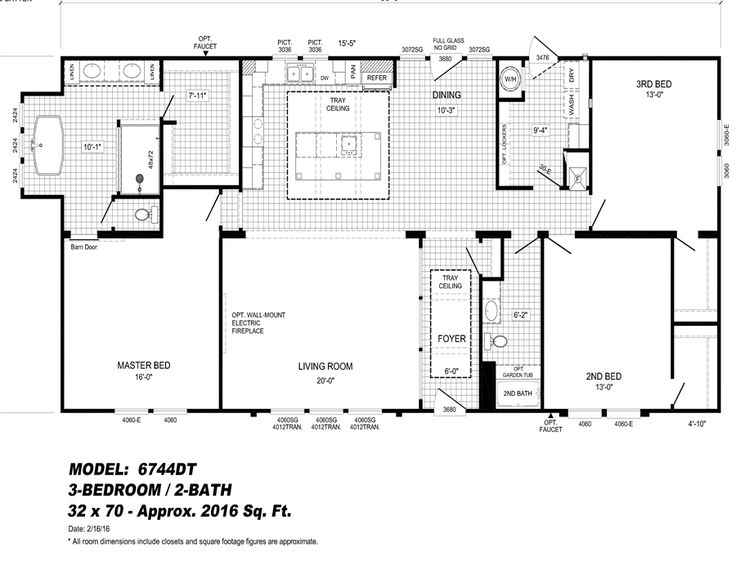 Best Mobile Homes Images On Pinterest Mobile Homes Clayton - Clayton modular homes floor plans