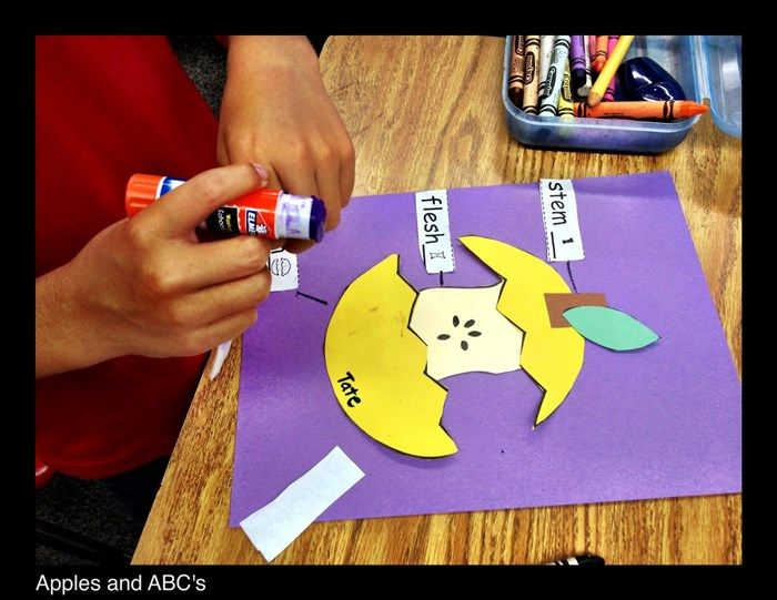 Apples Galore: 6 Awesome Apple Themed Activities!