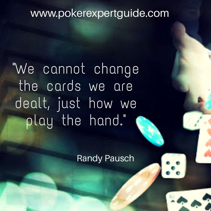 Improve your poker game strategies with Poker Expert Guide. Enter on our website and find out more useful informations.