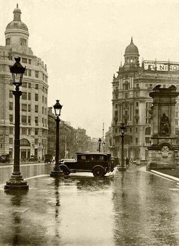 Plaça Catalunya 1932