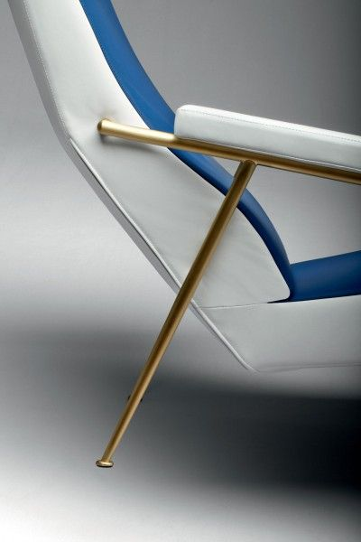 Armchair - Gio Ponti Official Store.  Buy it now: http://store.gioponti.org/en/furniture/142-airmchair.html