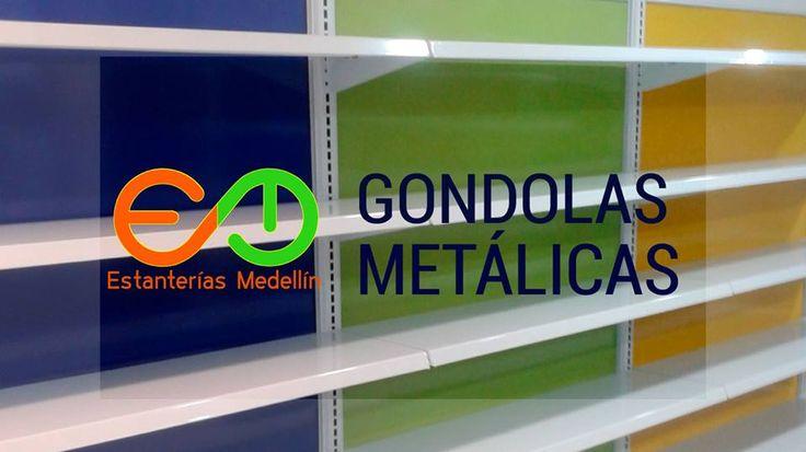 Muebles metalicos Medellin Dotación para supermercados, góndolas, carros y mas
