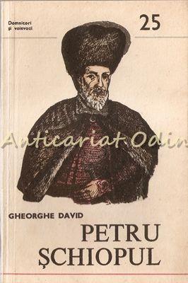 Petru Schiopul - Gheorghe David - (1574-1577; 1578-1579; 1582-15