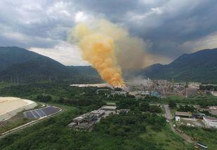 O Corpo de Bombeiros deu a ocorrência do incêndio e vazamento de 10 mil toneladas de nitrato de amônio (NH4NO3), na Unidade 2 da Vale Fertilizantes, como finalizada. O fogo, que começou por volta das 15 horas de quinta-feira (5), foi controlado no final da tarde do mesmo dia e extinto à noite, perto das 22h30.