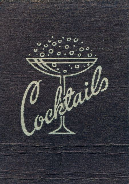 add an arrow to a simple graphic like this to direct guests toward cocktail hour after ceremony