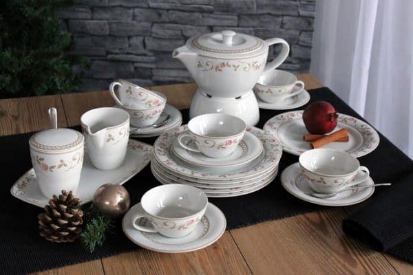 Öffne das 12 Türchen und gewinne heute ein Teeset von Friesland Porzellan!