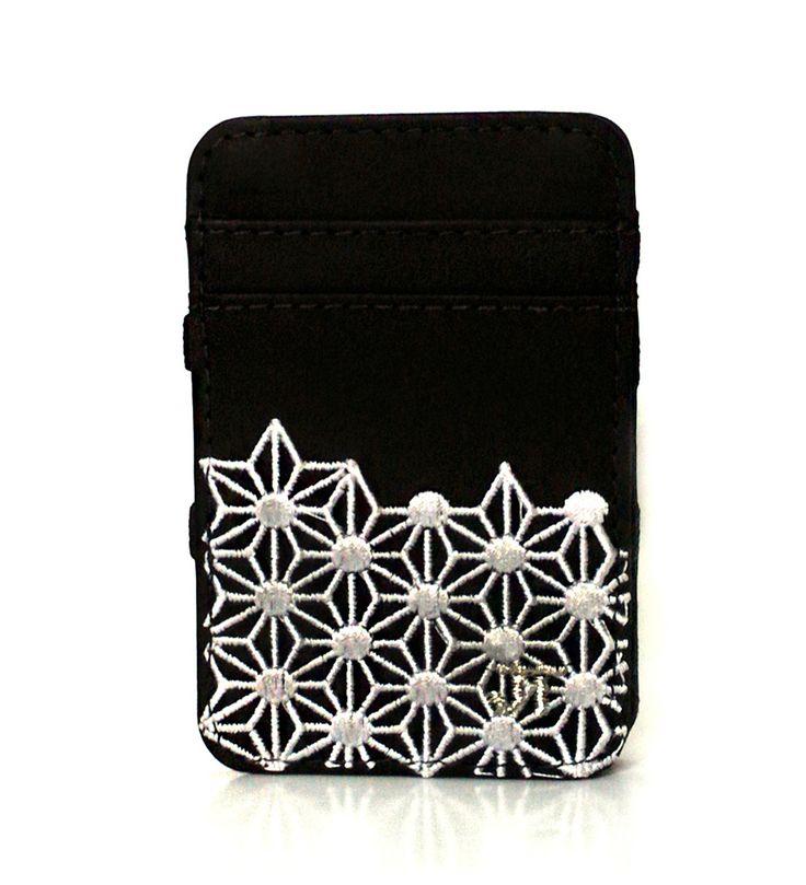 JT Magic Wallet Play Color: White\ and Silver #couro #bordado #fashion #accessories #moda #style #design #acessorios #leather #joicetanabe #carteira #carteiramagica #courolegitimo #wallet