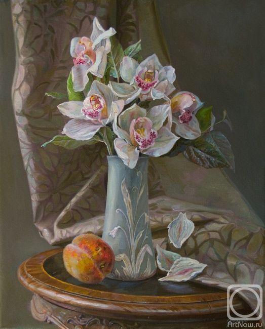 Панов Эдуард. Орхидеи