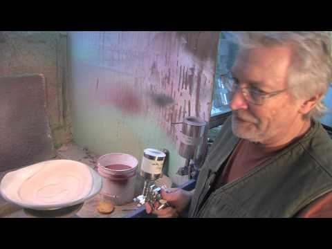 Steven Hill Pottery Glazing strategies
