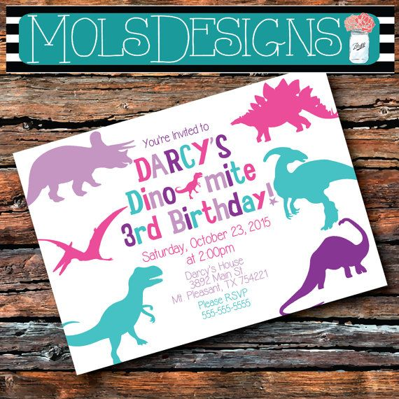 1923 best images about MolsDesigns Custom Party Invitations More – Custom Party Invitation