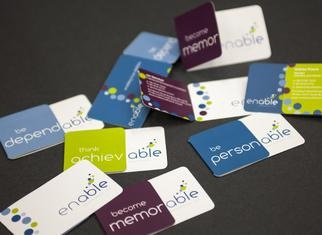 Enable South West Inc. | Business Card - Designed by Jack in the box