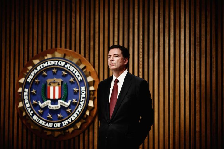 FBI director Jim Comey first investigated the Clintons 20 years ago