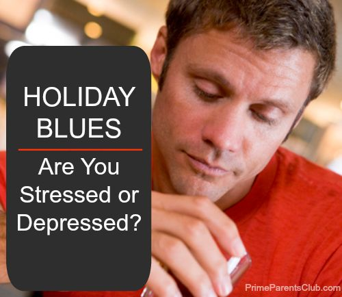 holiday depression People with depression -- or who have had depression in the past -- need to be especially careful when coping with holiday stress here are 25 tips to reduce stress, and maybe even find holiday joy.