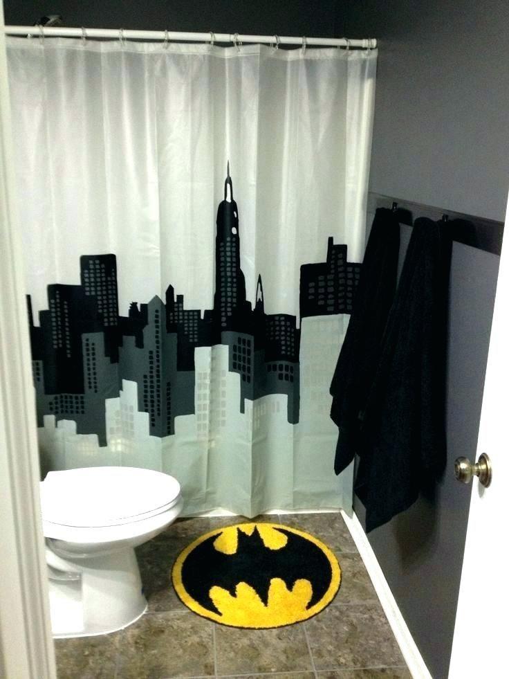 Superman Badezimmer Set With Images Batman Bathroom Kids