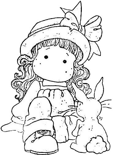 Butterfly Dreams 2011 - Tilda And Her Bunny
