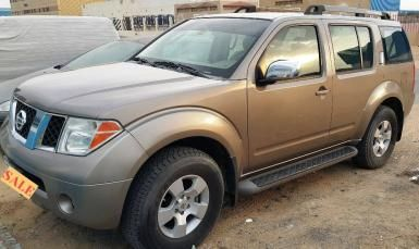 Nissan Pathfinder for sale from Russian owner. | Car Ads - AutoDeal.ae