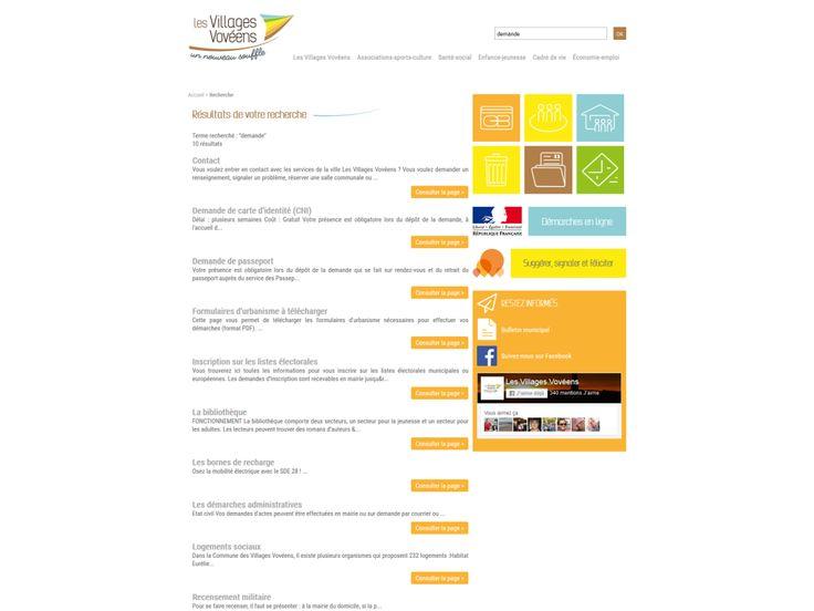 Formulaire de recherche interne sur le site internet de la ville Les Villages Vovéens en Eure-et-Loir : http://www.evolutiveweb.com/nos-realisations/site-internet-avec-cmsevolutif-pour-les-villages-voveens-en-eure-et-loir-29.html