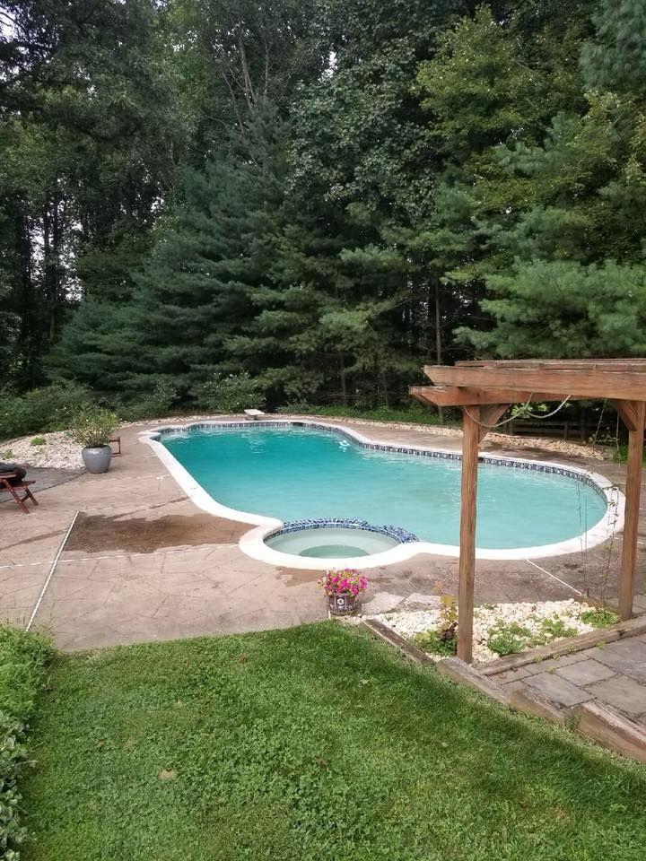 Residential Pool Service Pool Opening Pool Maintenance Great Falls Va Residential Pool Pool Pool Maintenance