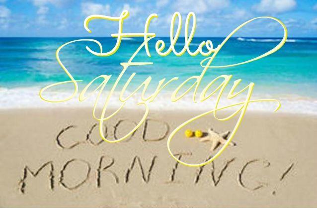 Happy Saturday coastal lovers ~