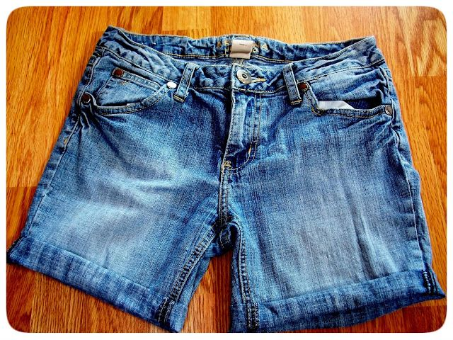 Halfway To Hipster: Ripped Jeans to Shorts