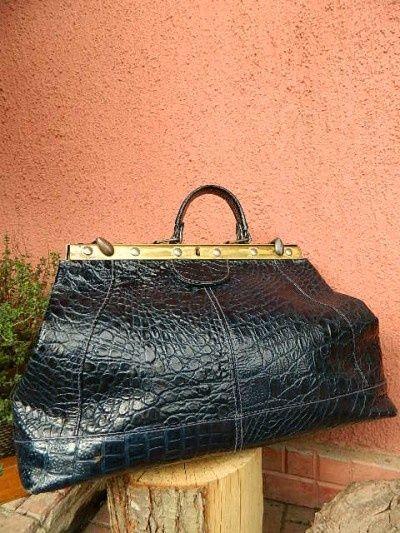 VintageBazar.ro - Magazin de haine si accesorii vintage . Vintage dr bag piele…
