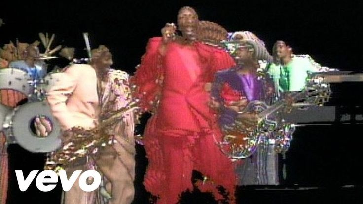 Kool & The Gang - Get Down On It.  Wow, this brings back memories of growing up in the 80's.