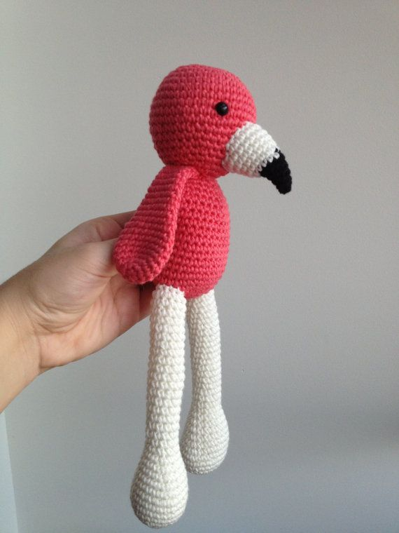 Flamingo Amigurumi Crochet