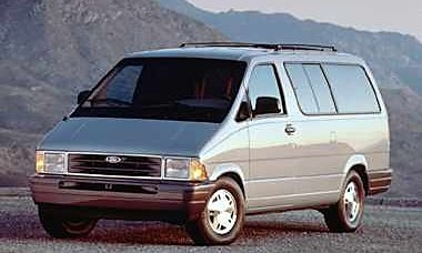 1997 Ford Aerostar pictures
