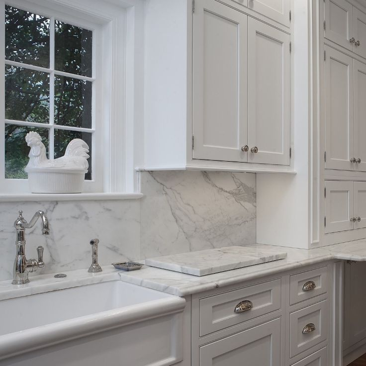 Kitchen Backsplash Granite: 5 Inspired Solid Slab Granite, Marble Or Quartz Backsplash