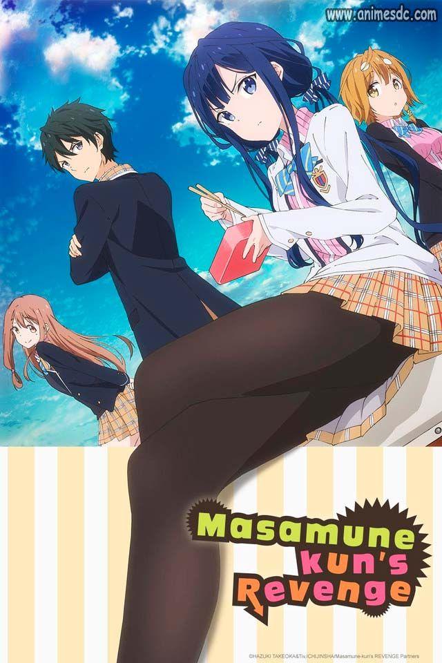 Masamune-kun no Revenge Capítulo 01 Descargar o mira Online el Capítulo en Calidad HD o Ligero.