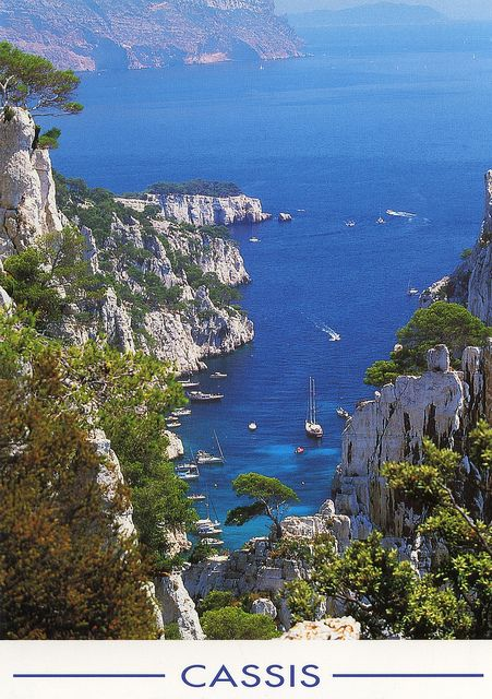 Cassis, France | Flickr - Photo Sharing!