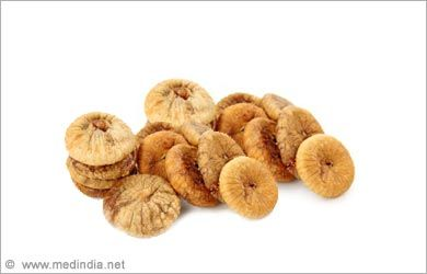 Ayurvedic Treatment for Piles / Hemorrhoids: Dried Figs