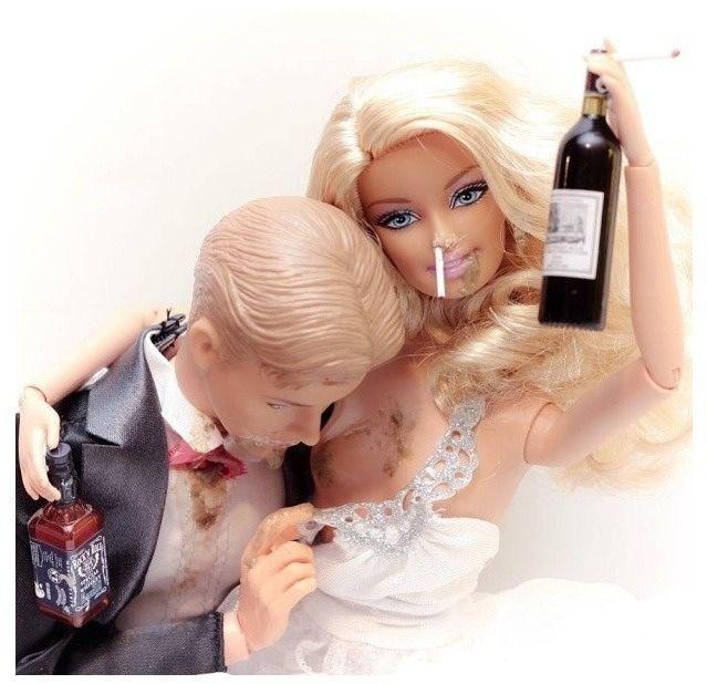 Bad Barbie Tumblr