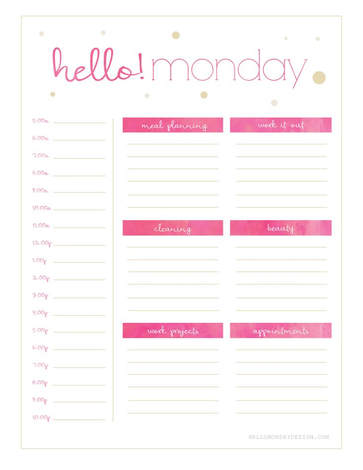 772 best Small business images on Pinterest Planners, Business - sample agenda planner