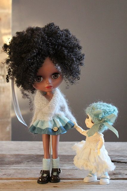 Beatrice & Button by Abi Monroe of Taylor Couture, via Flickr