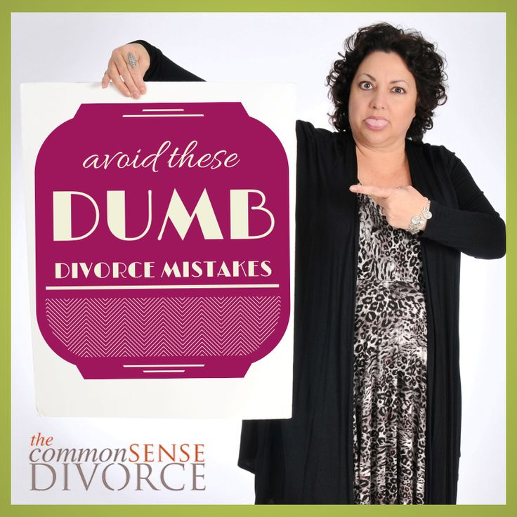 People make all sorts of costly mistakes during their #divorce. Listen to Gail's Radio broadcast and Avoid these Dumb Divorce Mistakes