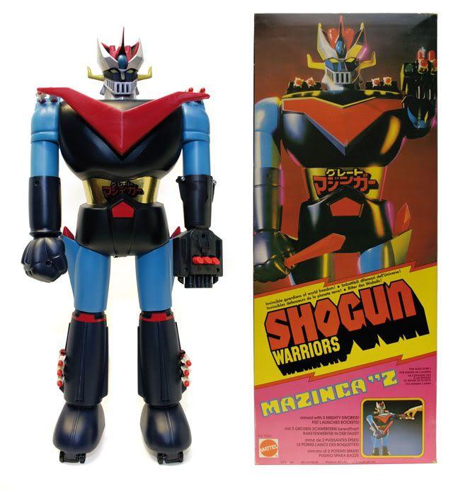 Mazinger Z - Shogun warrior - Mattel