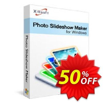 50 OFF Xilisoft Photo Slideshow Maker Coupon Code On National