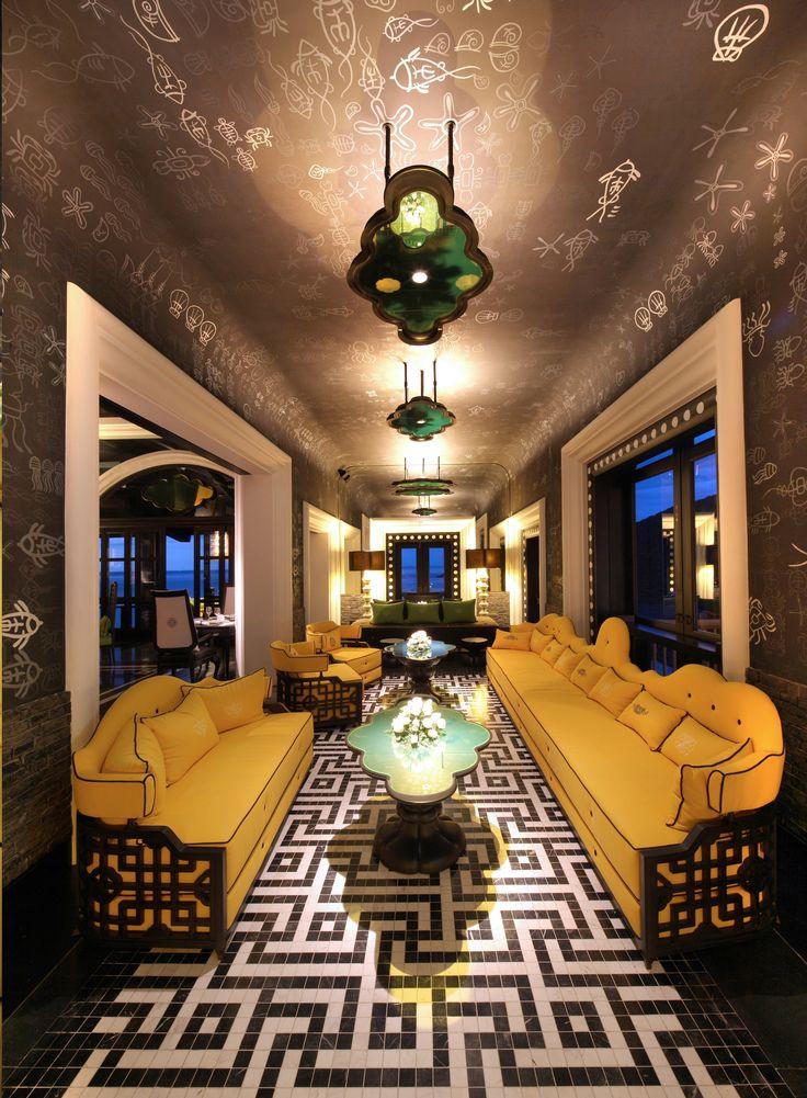 73 best danang intercontinental images on pinterest for Design hotel vietnam