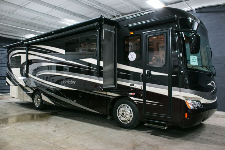 ASTOUNDING MOTORHOME FOR SALE!! 2016 Forest River Berkshire 34QS-340  Absolutely comfy driving chairs will make time fly by! Substantial amounts of overhead storage throughout the RV! A wonderful private master bedroom calls your name for a peaceful night's rest! Kick it on your divine sofa and prop up your feet by the fire as you watch your favorite movie! Plenty of kitchen space for yummy meals will have you cooking all day!  Call our Berkshire expert Evan Shepard 616-863-7444